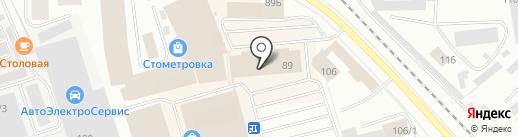 Ассорти на карте Костромы