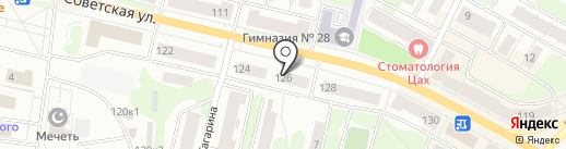 Мелодии Вкусов на карте Костромы