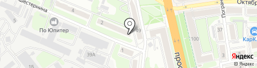 С22 на карте Иваново