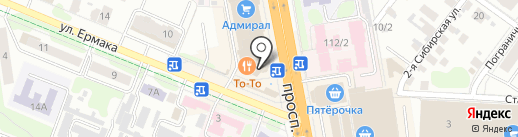 SISTEMAGROUP на карте Иваново