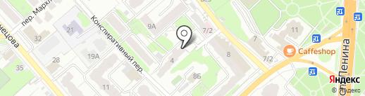 TATTOO studio SKIF на карте Иваново