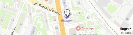 Сезоны на карте Иваново