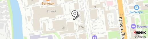 Текстильград автосервис на карте Иваново