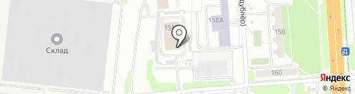 АВТО ПАРК на карте Иваново