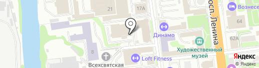 Мосрегистратор на карте Иваново