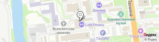 Лакшми на карте Иваново