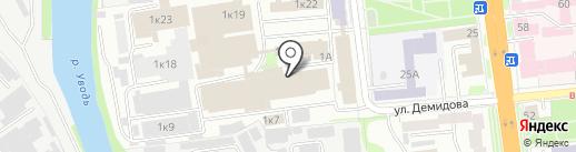 МОЁша на карте Иваново