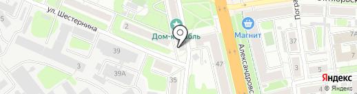 Энергомаш на карте Иваново