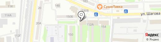Сладость на карте Костромы