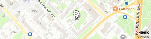 Росгосстрах Банк на карте Иваново
