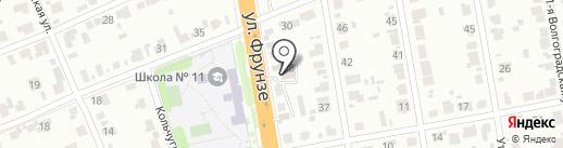 Регион37 на карте Иваново