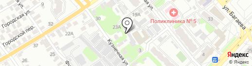 Автомода на карте Иваново