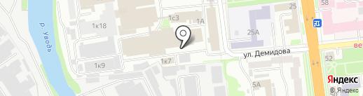 Ивановский завод светодиодного освещения на карте Иваново