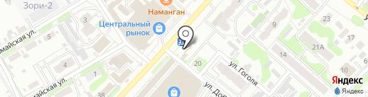 Деньга на карте Иваново
