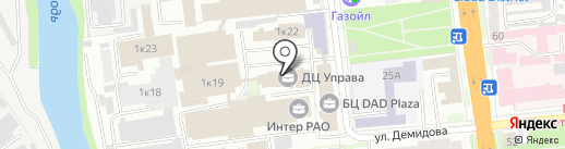 ОСНОВА на карте Иваново