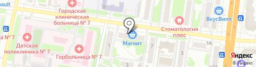 Алла на карте Иваново