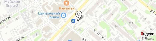 Мясной гурман на карте Иваново