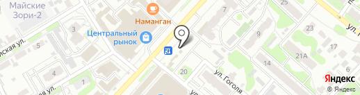 IvSalut на карте Иваново