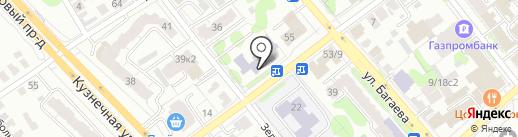 Рокировка на карте Иваново