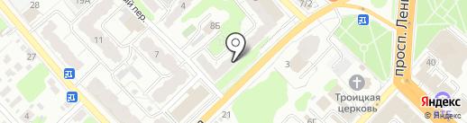I.TOWN FAMILY SCHOOL на карте Иваново