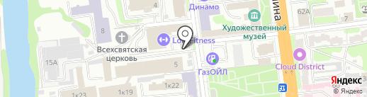 Ивсистем Групп на карте Иваново