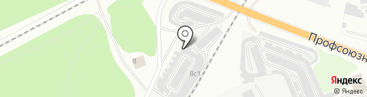 У Костяна на карте Костромы
