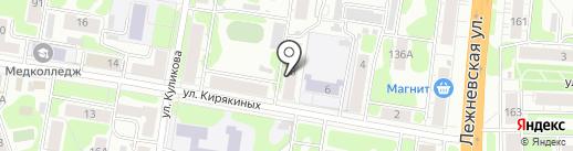 СитиПроект на карте Иваново