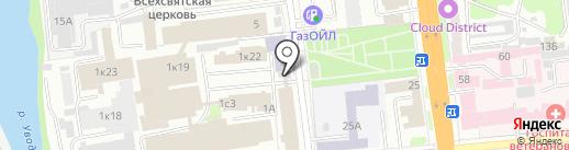 Луч Света на карте Иваново