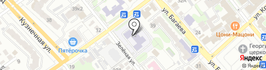 Детский сад №56 на карте Иваново