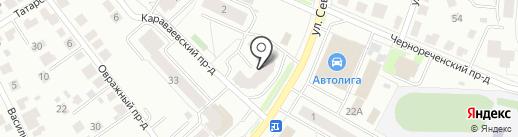 Авто Импорт на карте Костромы