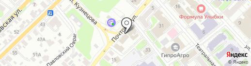 Миэль на карте Иваново