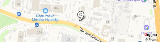 Агро Плюс на карте Коляново