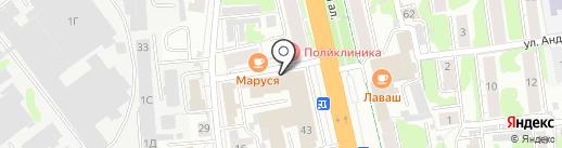 Арт-Усадьба на карте Иваново