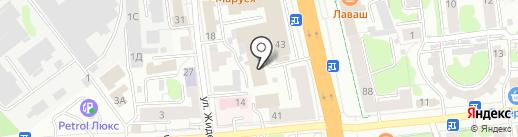 ROYAL HEAT на карте Иваново