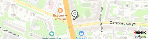 MoonLine на карте Иваново