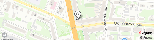 ДИНАМО спорт на карте Иваново