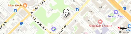 УФНС на карте Иваново