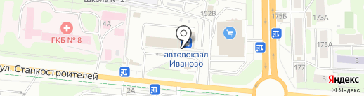 ЭлПлат на карте Иваново