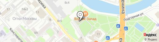 СОГАЗ на карте Иваново
