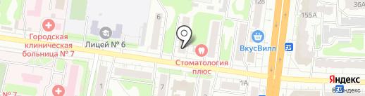Юнит на карте Иваново