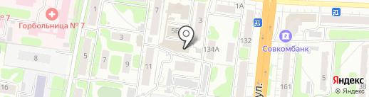 Управляющая организация жилищного хозяйства №2 на карте Иваново