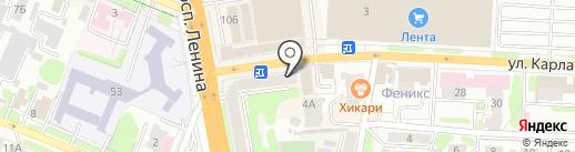 Ирина на карте Иваново