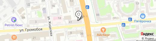 Домовая кухня на карте Иваново