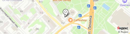 Afida на карте Иваново