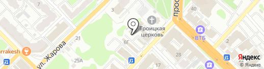 Альфа Медика на карте Иваново