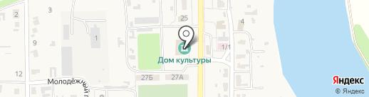 Библиотека на карте Восхода