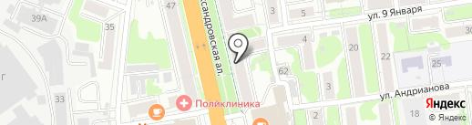SPA VIAGGI на карте Иваново
