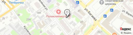 Министерство праздников на карте Иваново