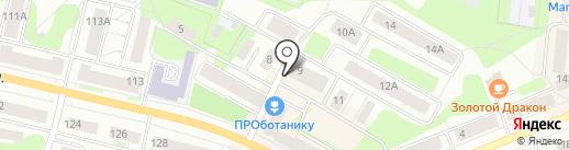 LOOKum на карте Костромы