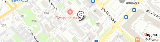 Крепежный Мир на карте Иваново